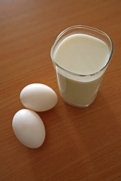 Which Amino Acids Are Contained in Milk & Eggs?