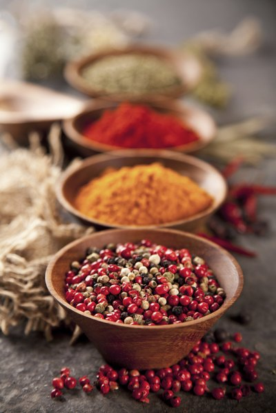 Alkaline Foods & Spices