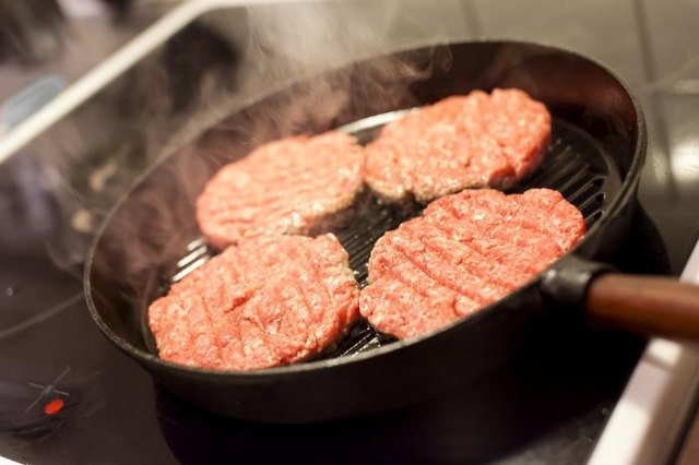 How to Cook a Burger Patty: In the Oven or a Skillet ...