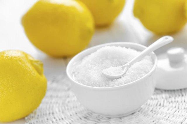 Citric Acid As an Antioxidant | LIVESTRONG.COM