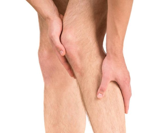 Leg Cramps Muscle Spasms Calium Deficiency 115