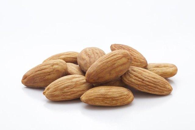 如何吃杏仁減肥