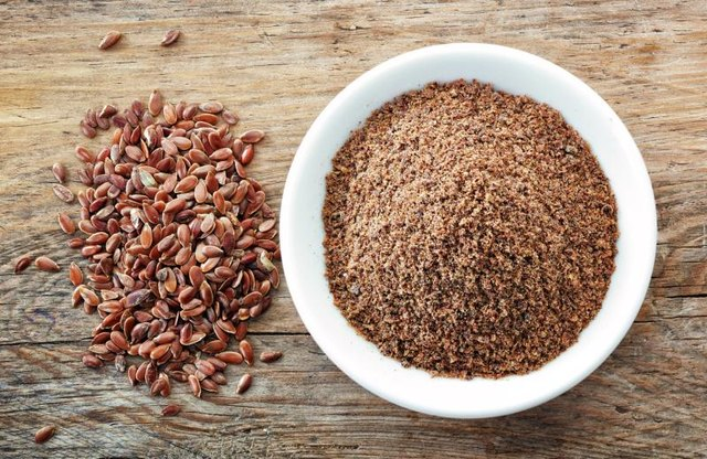 Flax seed whole or ground