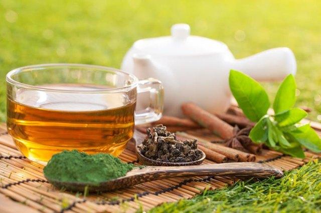 Anal wart green tea drug