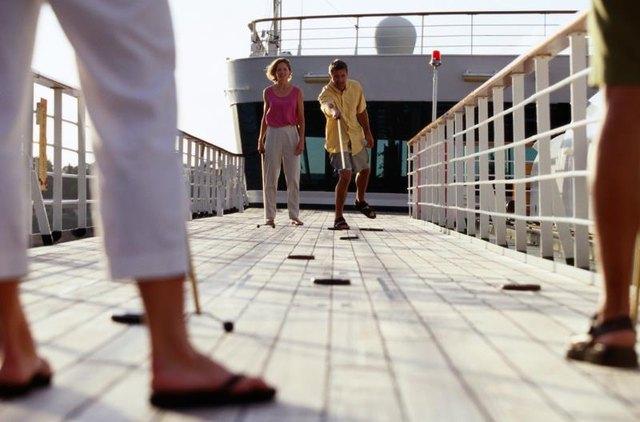 Shuffleboard Rules Outdoor 40