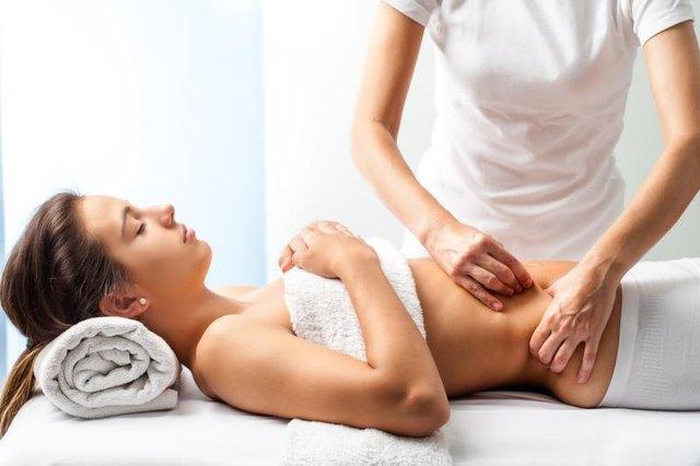 stomach massage for weight loss livestrong com. Black Bedroom Furniture Sets. Home Design Ideas