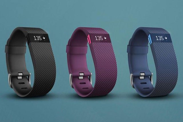 The FitBit Charge is perfect for people who work out frequently.