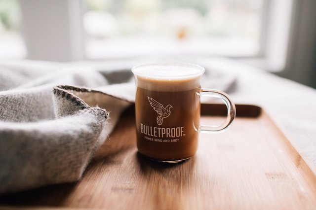 Bulletproof Coffee combines lab-tested coffee beans with Brain Octane Oil.