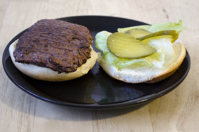 How To Cook A Hamburger On A Griddle Livestrong Com