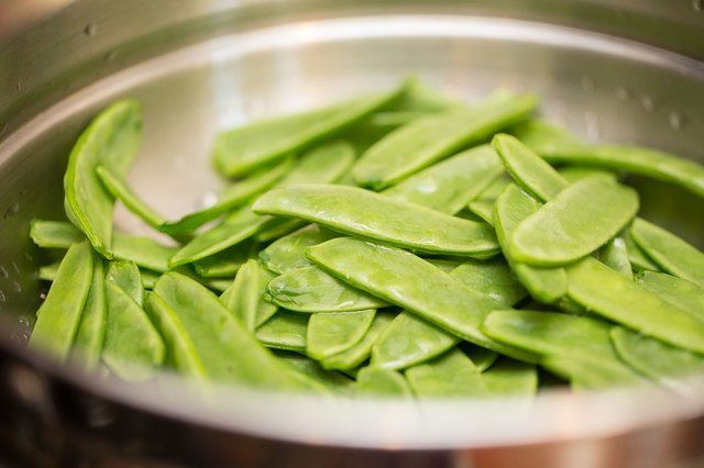 how to cook mangetout