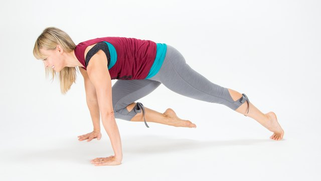 Knee-to-Nose Extension