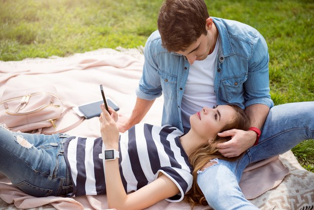 The method to get your partner to cut back on their digital device use is rooted in inspiration.