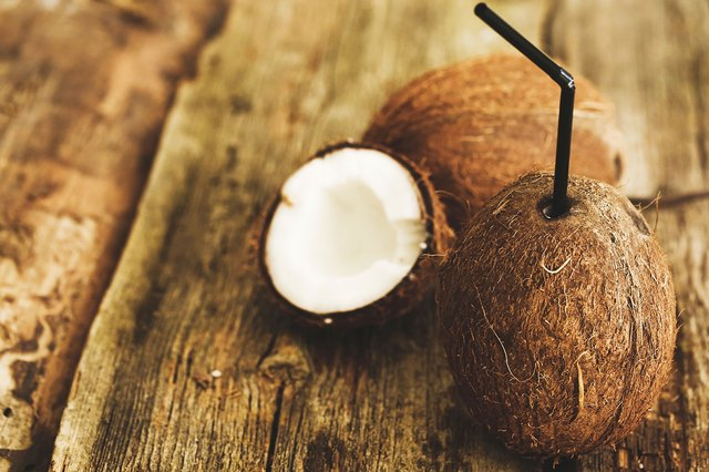 Coconut oil can provide a mild metabolism boost.