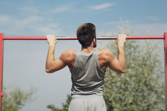 Can't do chin-up yet? Start slow and build up to them -- you've got this.