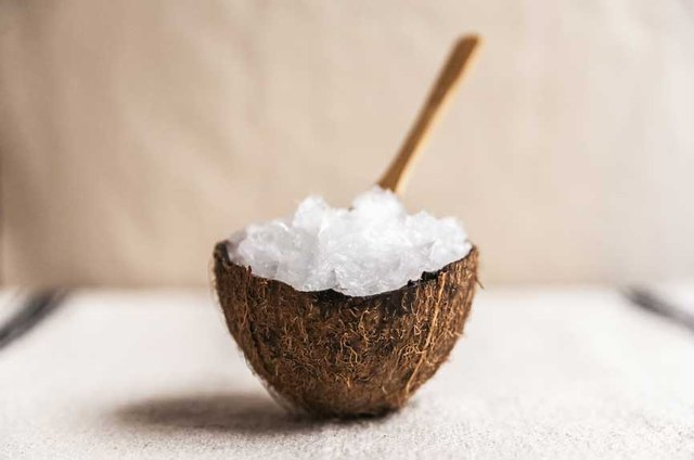 Coconut oil is extracted from the fruit layer of the coconut.