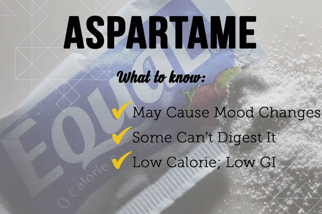Getty Images - Aspartame