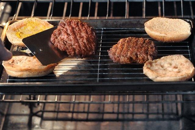 How To Reheat Hamburgers Livestrong Com