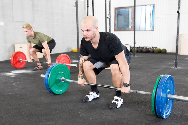 Deadlifts can help build truly terrifying traps.