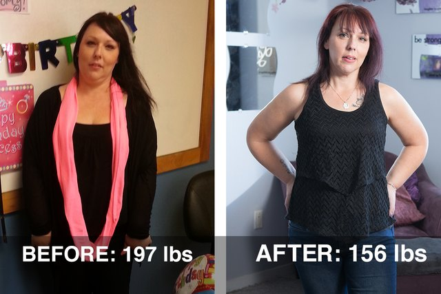 Mindy S. lost 41 pounds! Read below to find out how.