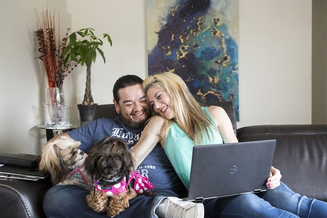 Sarai has a strong support system, including her family, husband and pets.