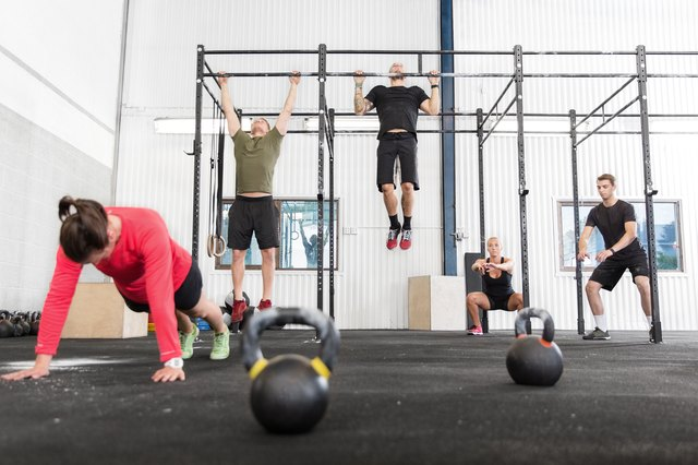 Supportive communities, like CrossFit or online groups, can help you develop grit.