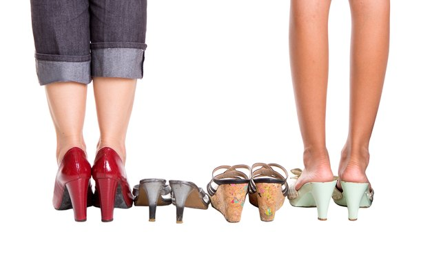 Don't give up on heels altogether -- just make smarter choices.