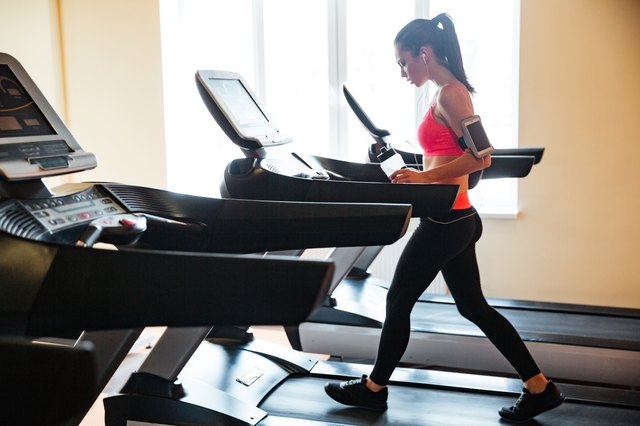Hop on the treadmill and give one of these workouts a shot!
