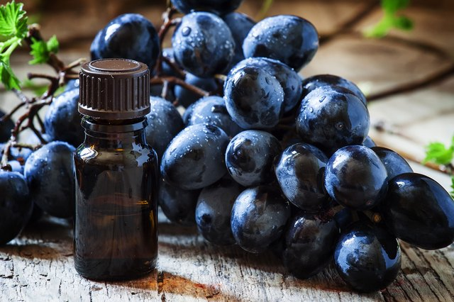 Compounds found in grape seed extract are 20 times more powerful of an antioxidant than vitamin C.