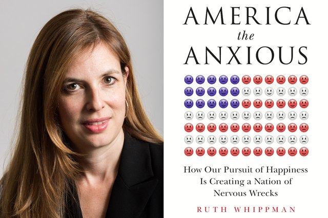 "This April we're featuring ""America the Anxious"" in the LS Healthy Reads Book Club. Join us on Goodreads to discuss and get the latest updates on author chats!"