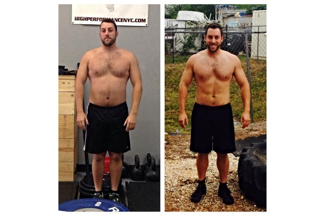 Abee changed up his workouts and started seeing real results.