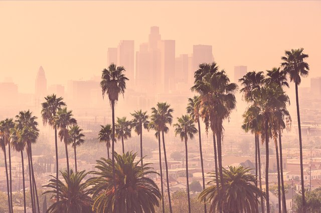 Los Angeles leads the nation for ozone pollution.