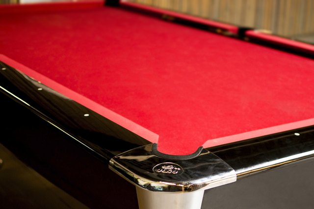 Pool Table Markings Measurements LIVESTRONGCOM - How long is a pool table