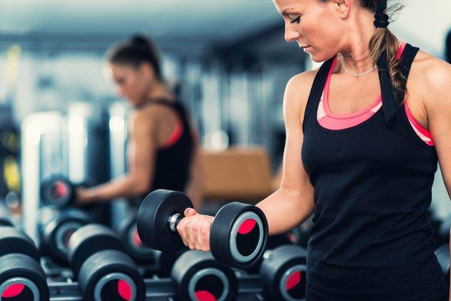 4 Reasons to Choose Strength Training Over Cardio