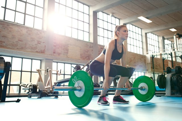 Follow the workout below to take advantage of the benefits of eccentric training.