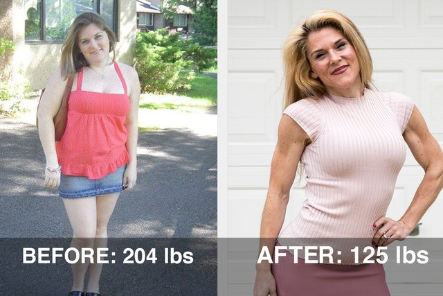 Sarai B. lost 79 pounds while using LIVESTRONG.COM as a resource.