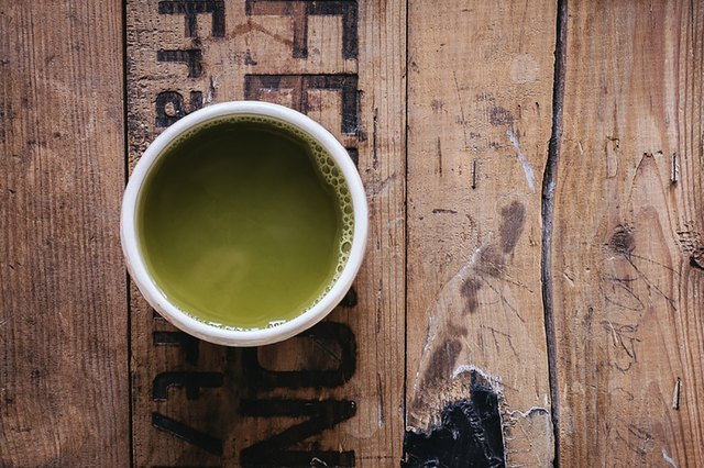 Green tea assists in the burning of excess weight and body fat