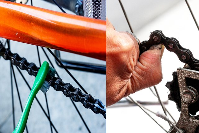 How To Remove Rust From A Bike Chain Livestrong Com