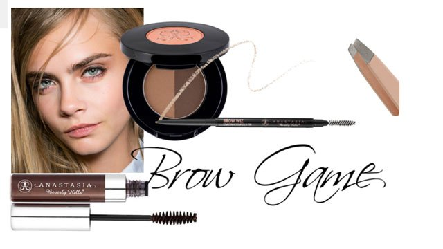 Thick, beautiful brows never go out of style.