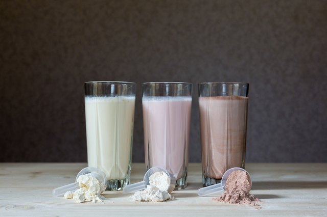 Today's meal replacement shakes offer many options, from gluten-free to lactose-free options.