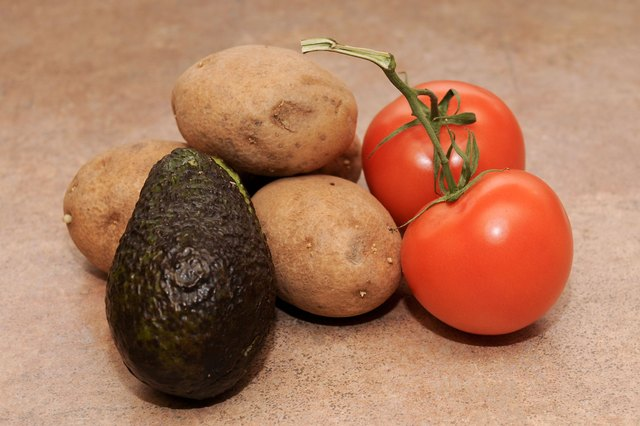 potassium drinks foods vegetables livestrong sources medium cup
