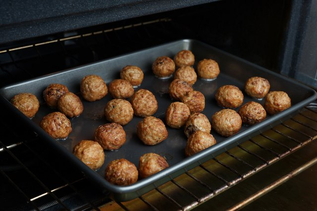 How to Cook Frozen Fully Cooked Meatballs | LIVESTRONG.COM