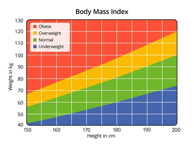 A Weight And Height Chart For Women Livestrong
