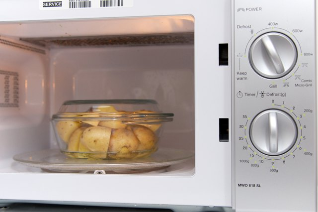 How To Cook Potato With Microwave