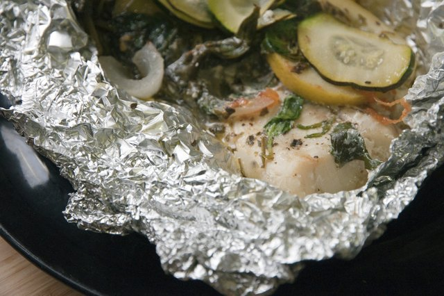 How To Cook Fish In Foil