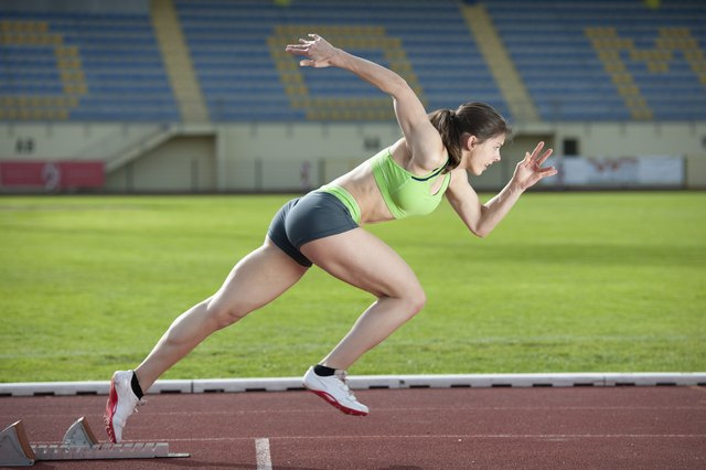 Sprinting burns 400-500 calories per 30 minutes.