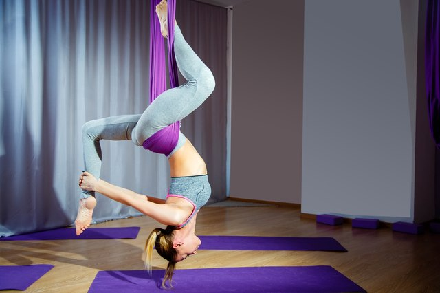 Take your yoga practice off the ground.