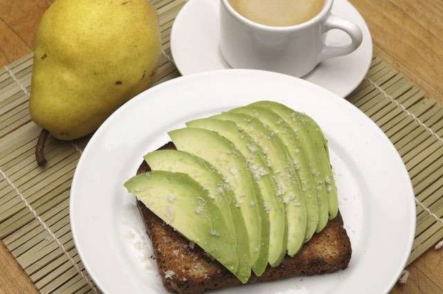 There are so many delicious ways to enjoy avocado toast. Easiest way: simply slice an avocado, layer on toast and add sea salt!