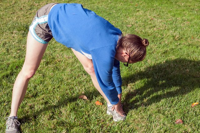 How To Treat Sore Legs After Running Livestrong Com