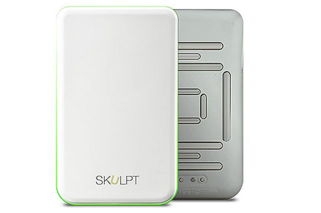 Math nerds rejoice -- the Skulpt Chisel can track info on 24 muscles and measure your body-fat percentage.