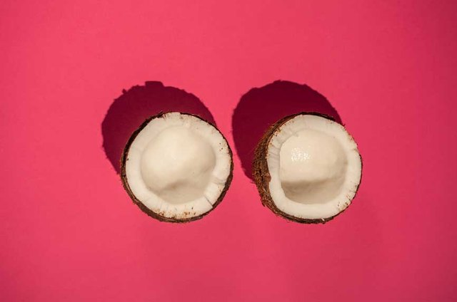 Coconut oil provides a vegetarian and nondairy alternative to animal fats.